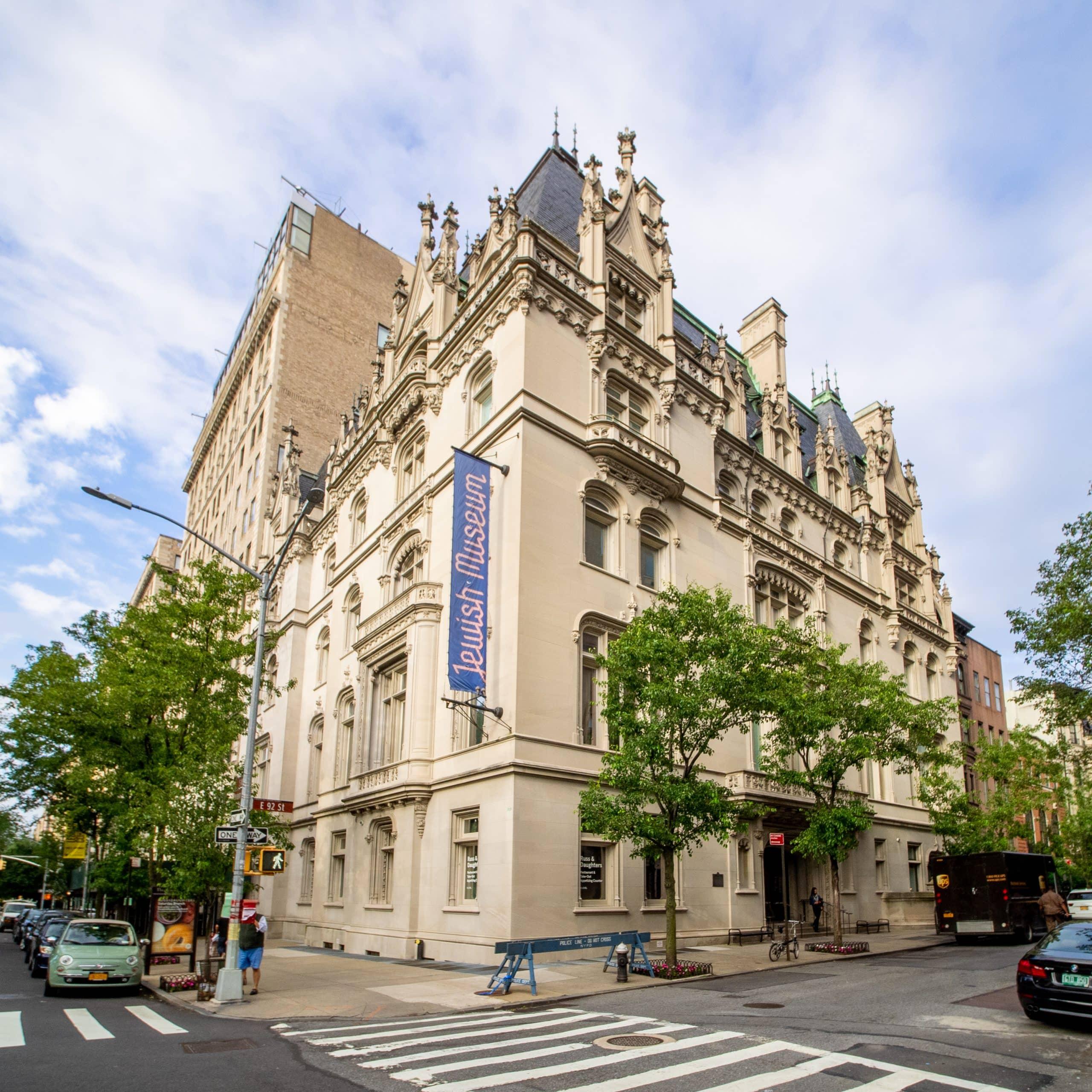 Jewish Museum Upper East Side